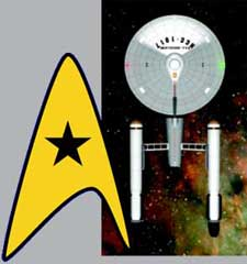 United Federation of Planets Ship